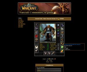 Warcraft Commando thumbnail